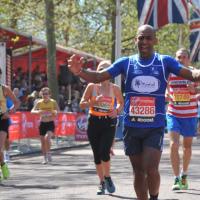 #1 - London Marathon 2014